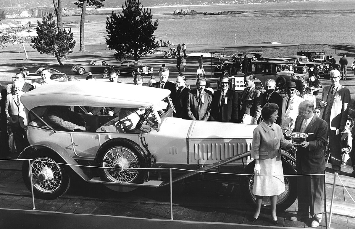 The History and Traditions of Pebble Beach Concours d'Elegance