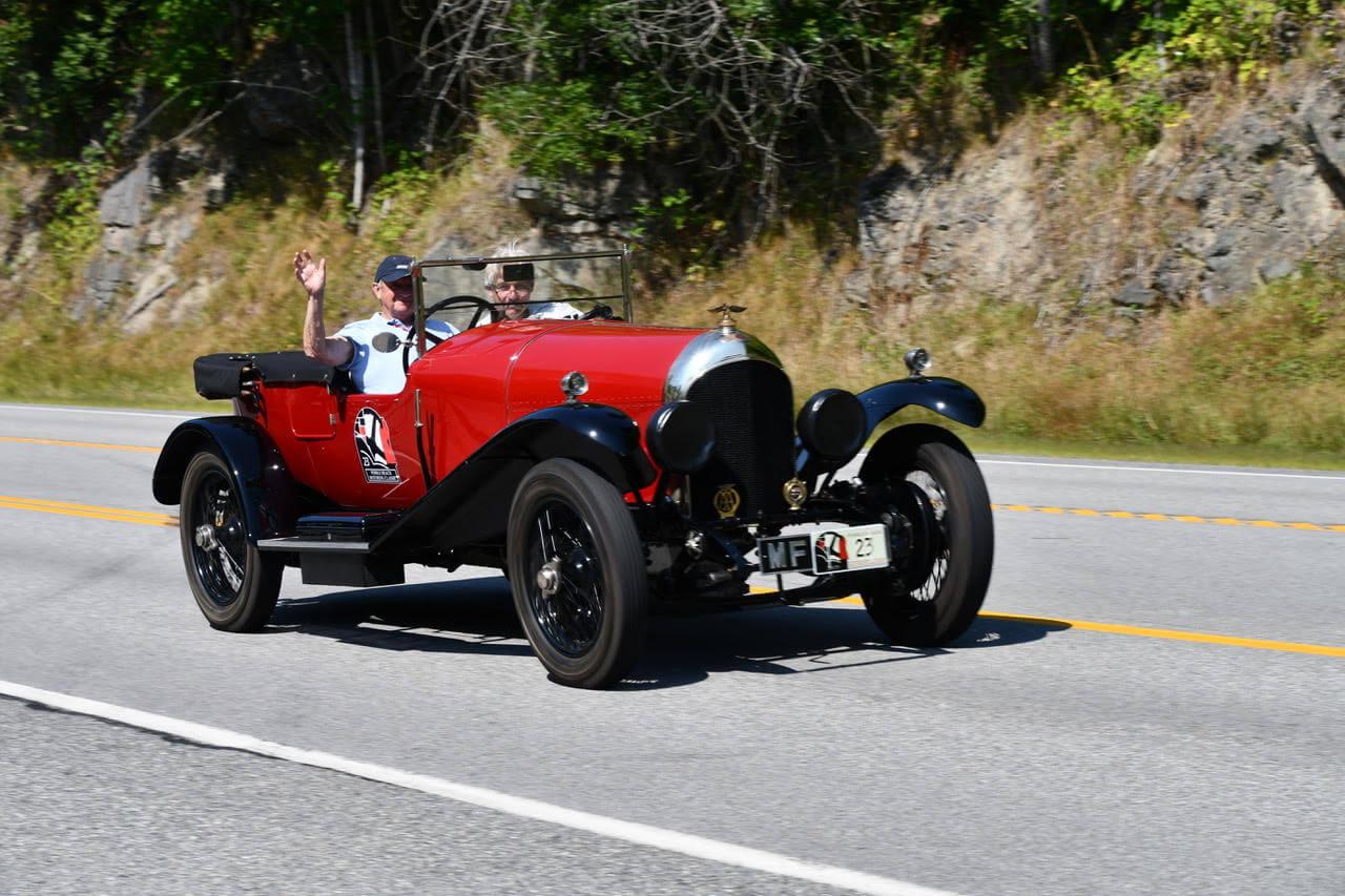 Pebble Beach Motoring Classic