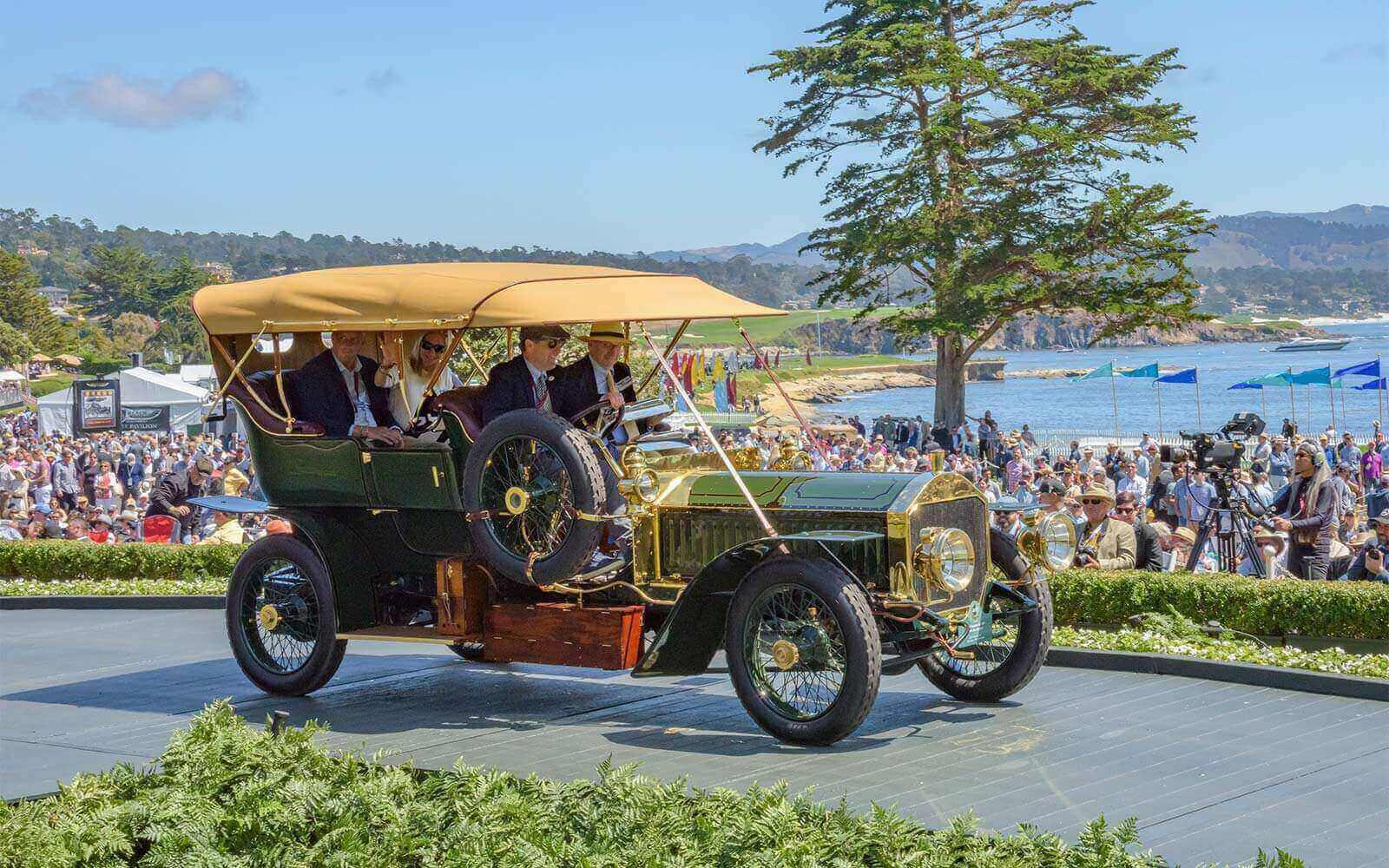 1907 Napier 60 HP Roi des Belges