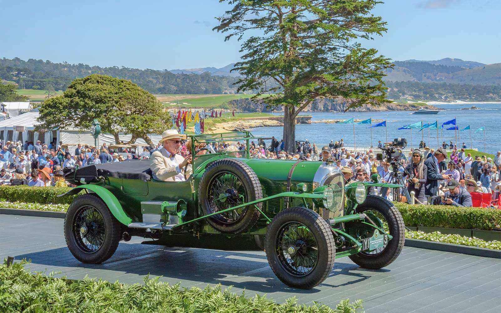 1927 Bentley 3 Litre Speed Model Vanden Plas Open Sports