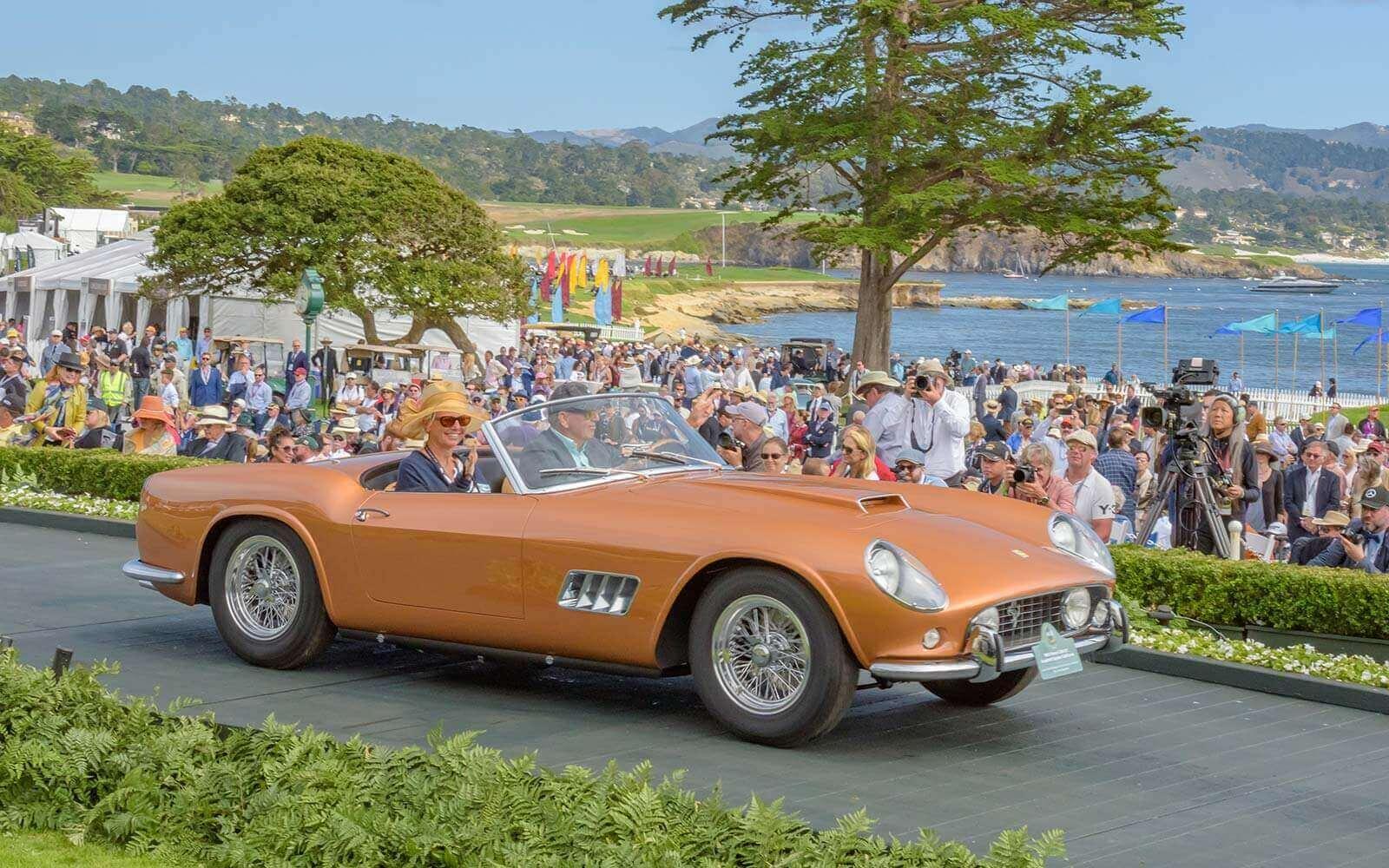 1960 Ferrari 250 GT Scaglietti Spyder California