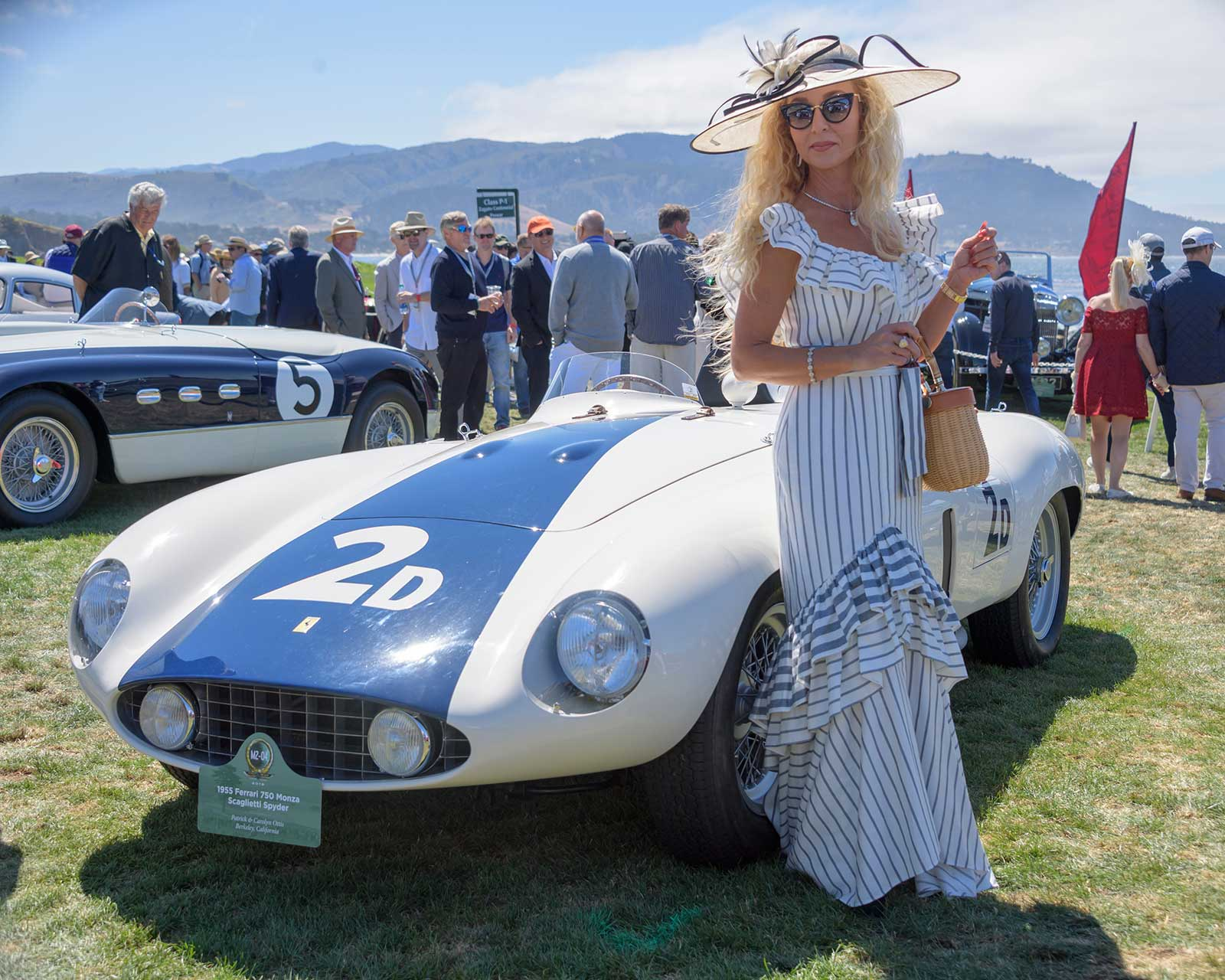 Concours Style at the Pebble Beach Concours d'Elegance 2019