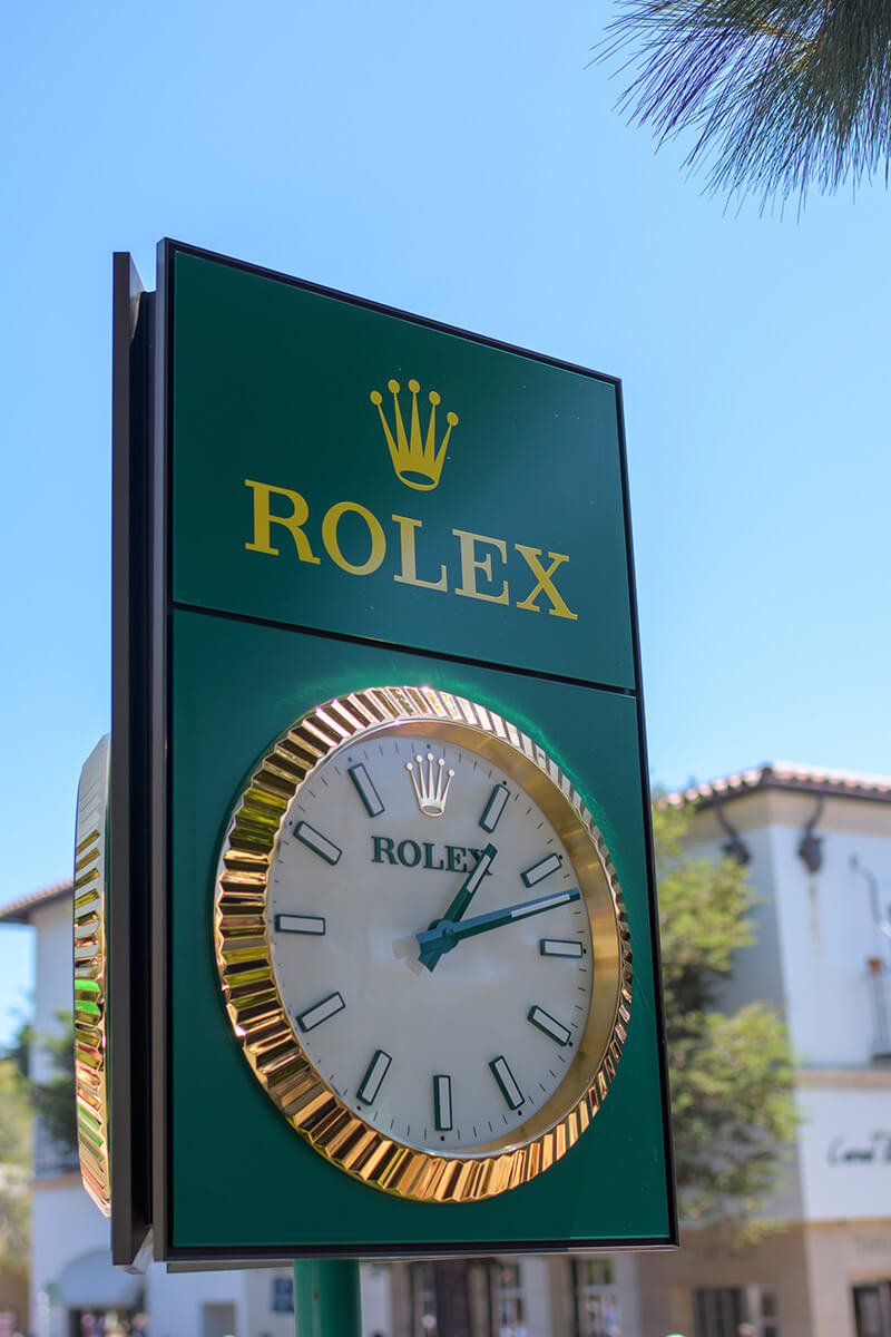 The Pebble Beach Tour d'Elegance presented by Rolex