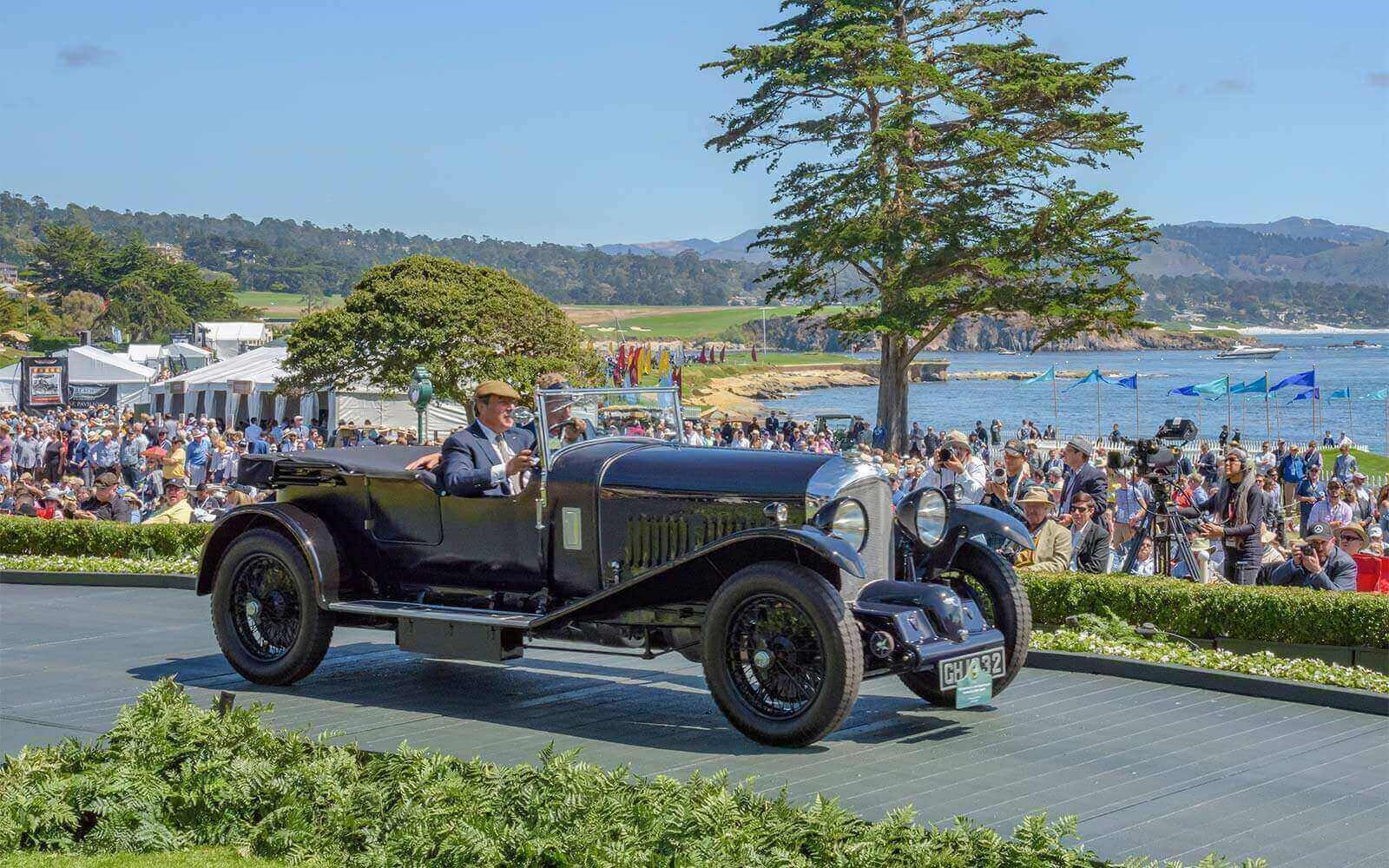 1930 Bentley 4½ Litre Supercharged Vanden Plas Open Sports