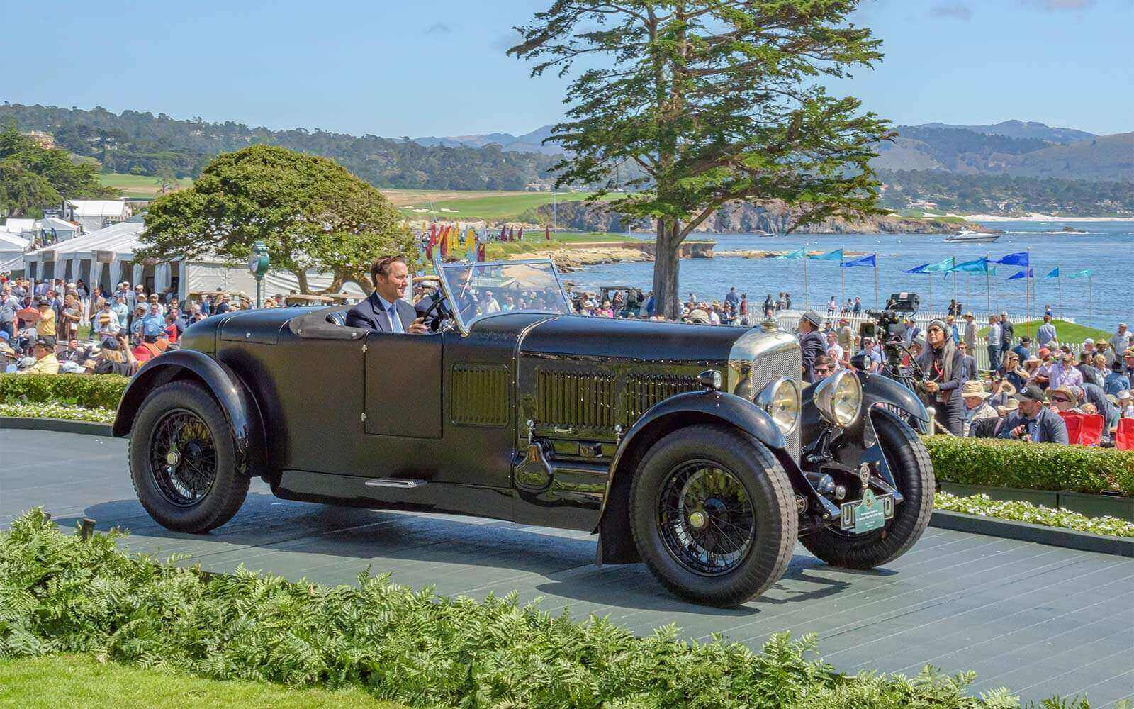 1929 Bentley Speed Six H. J. Mulliner Open Two Seater Sports