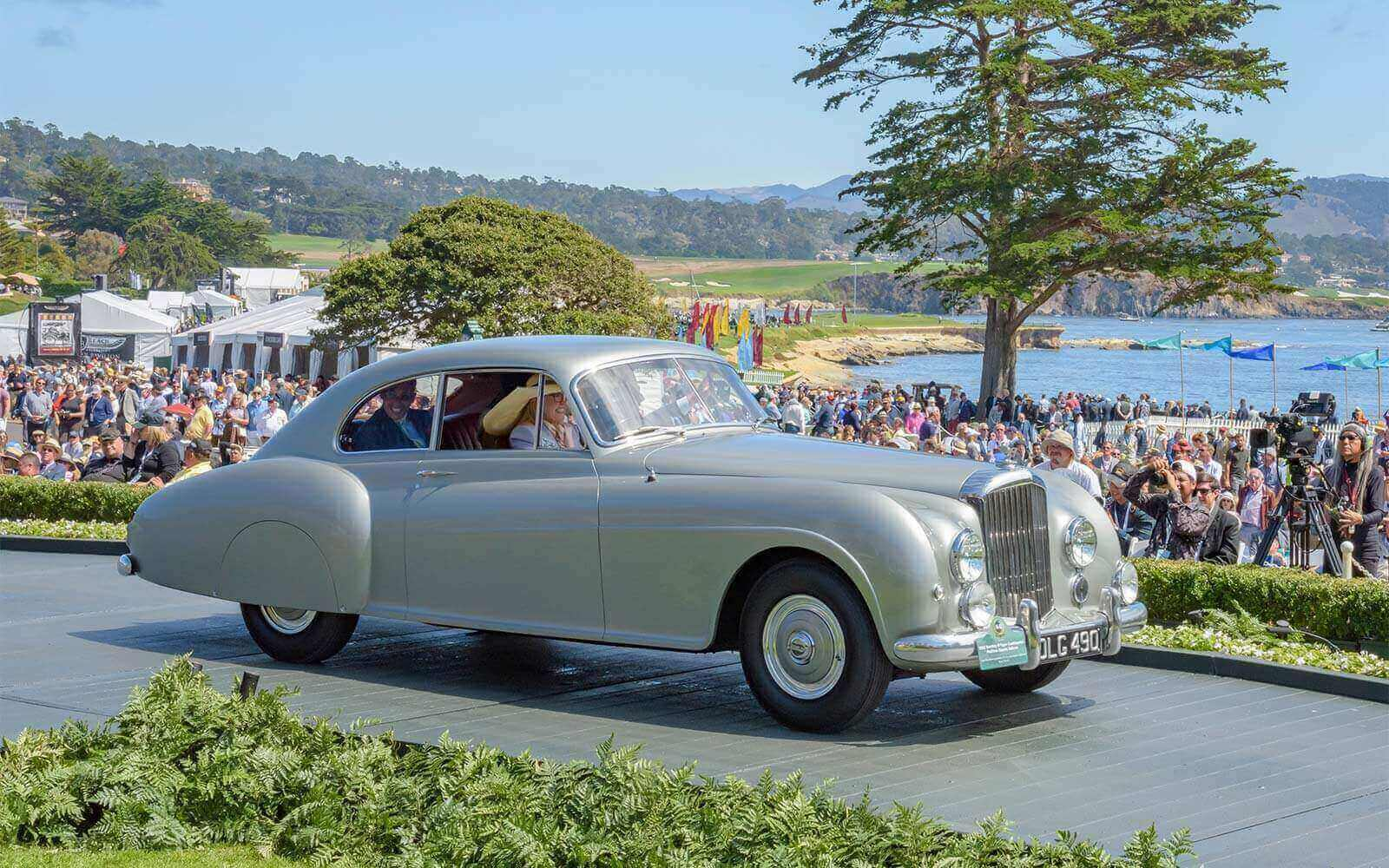 1952 Bentley R-Type Continental Mulliner Sports Saloon