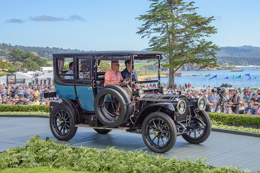 1910 Packard 30 Limousine