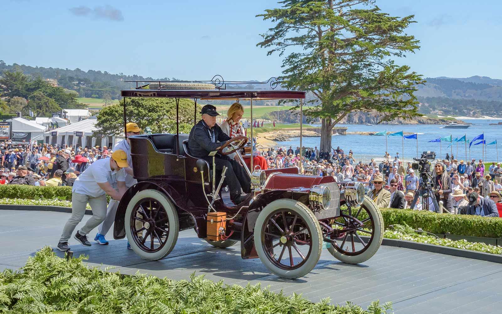 1903 Mercedes Simplex 18/22 Tourer