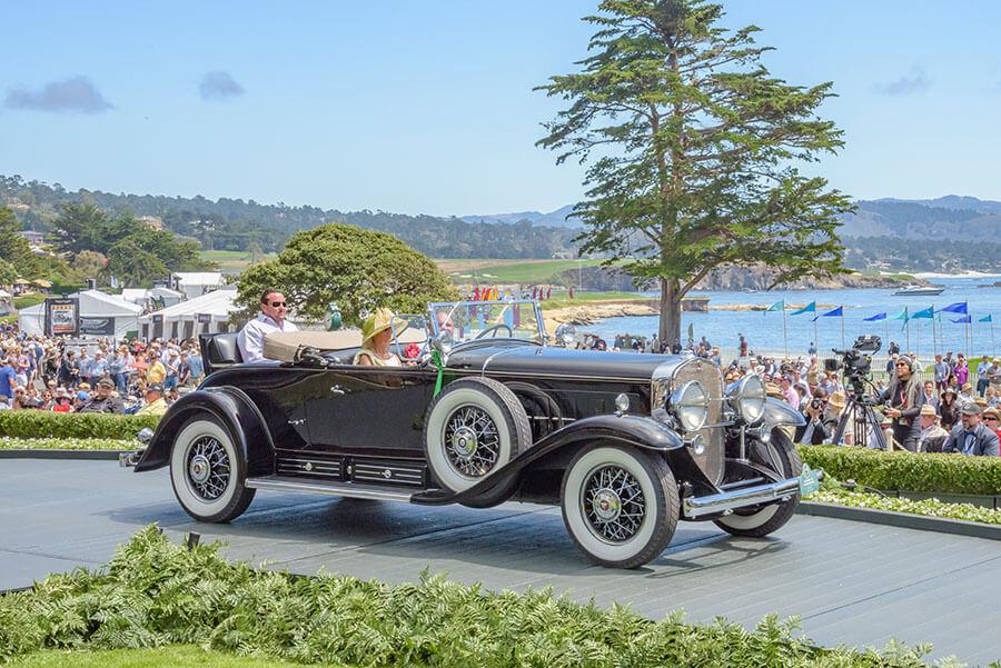 1930 Cadillac 452 Fleetwood Roadster