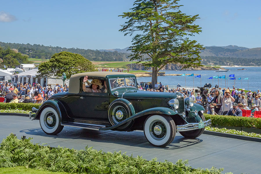 1932 Chrysler CH Imperial Coupe