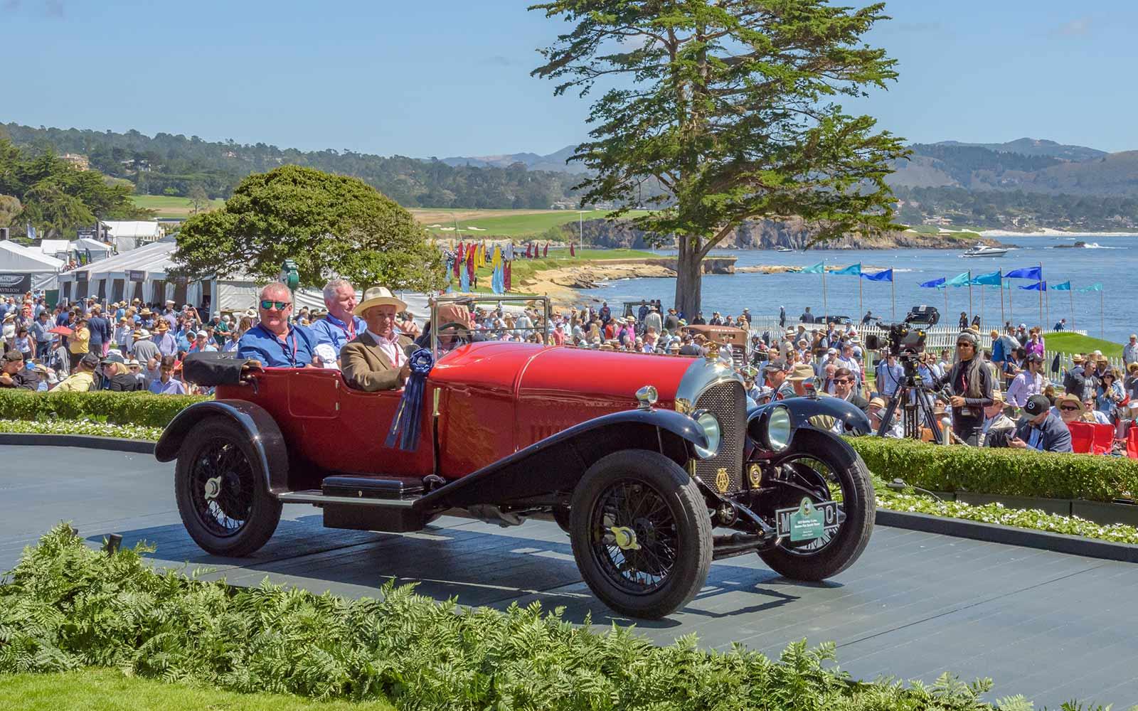1923 Bentley 3 Litre Vanden Plas Sports Tourer