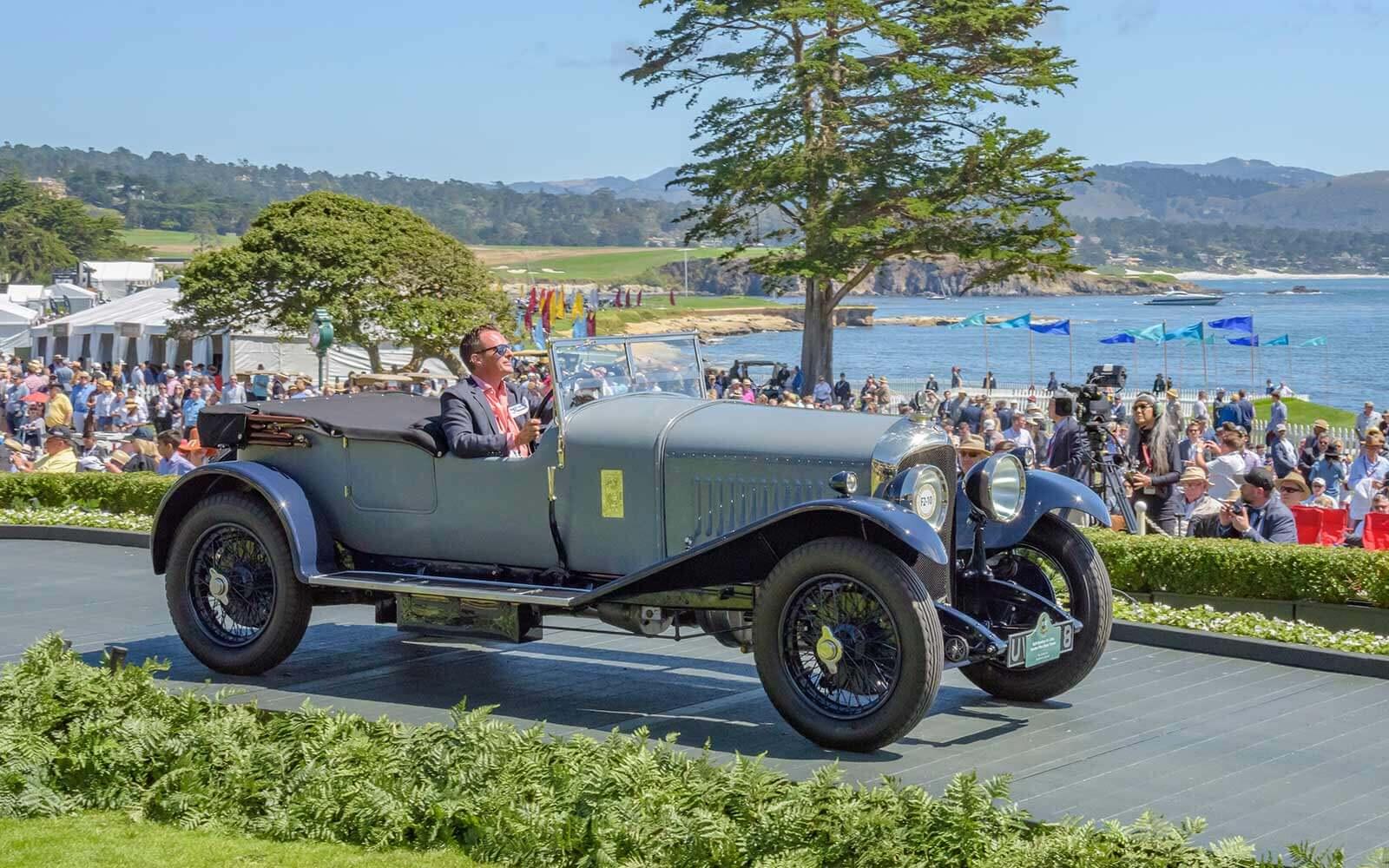 1929 Bentley 4½ Litre Vanden Plas Open Tourer