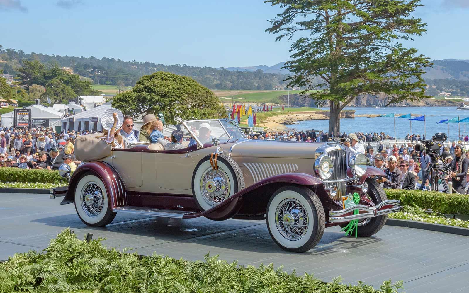 1931 Duesenberg J LeBaron Special Phaeton