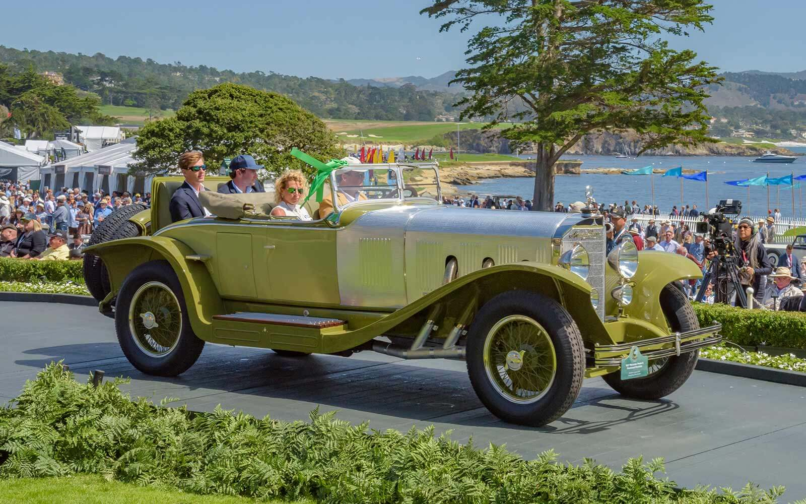 1927 Mercedes Model K Fleetwood Roadster