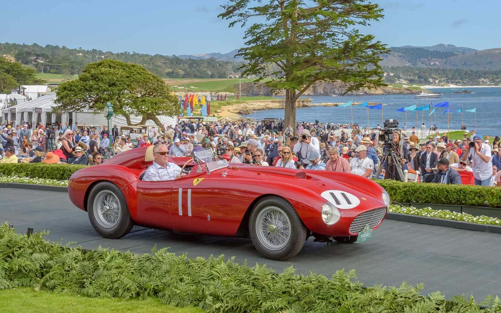 1954 Ferrari 375 Plus Pinin Farina Spyder