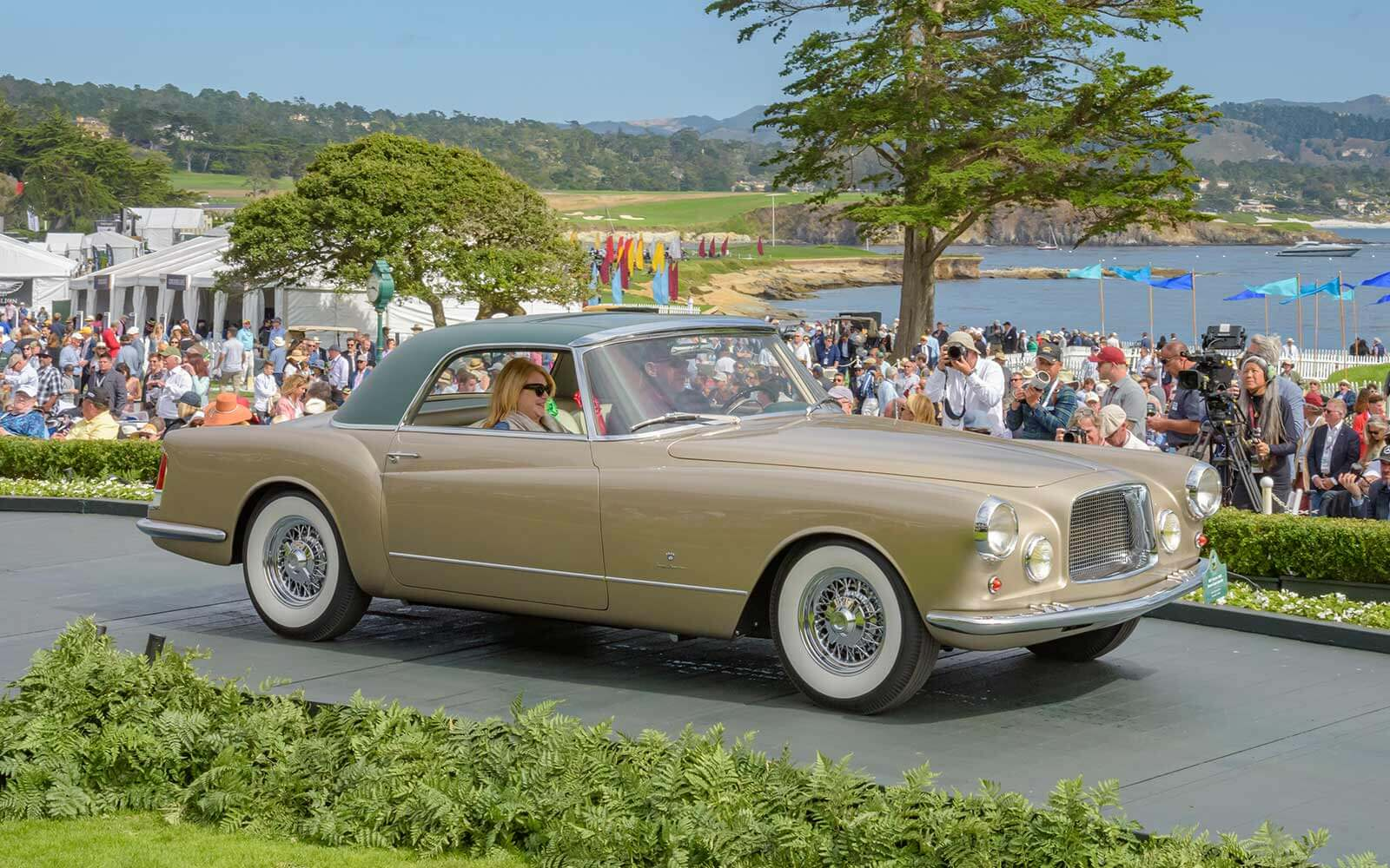 1957 Chrysler 300B Boano Coupe Speciale