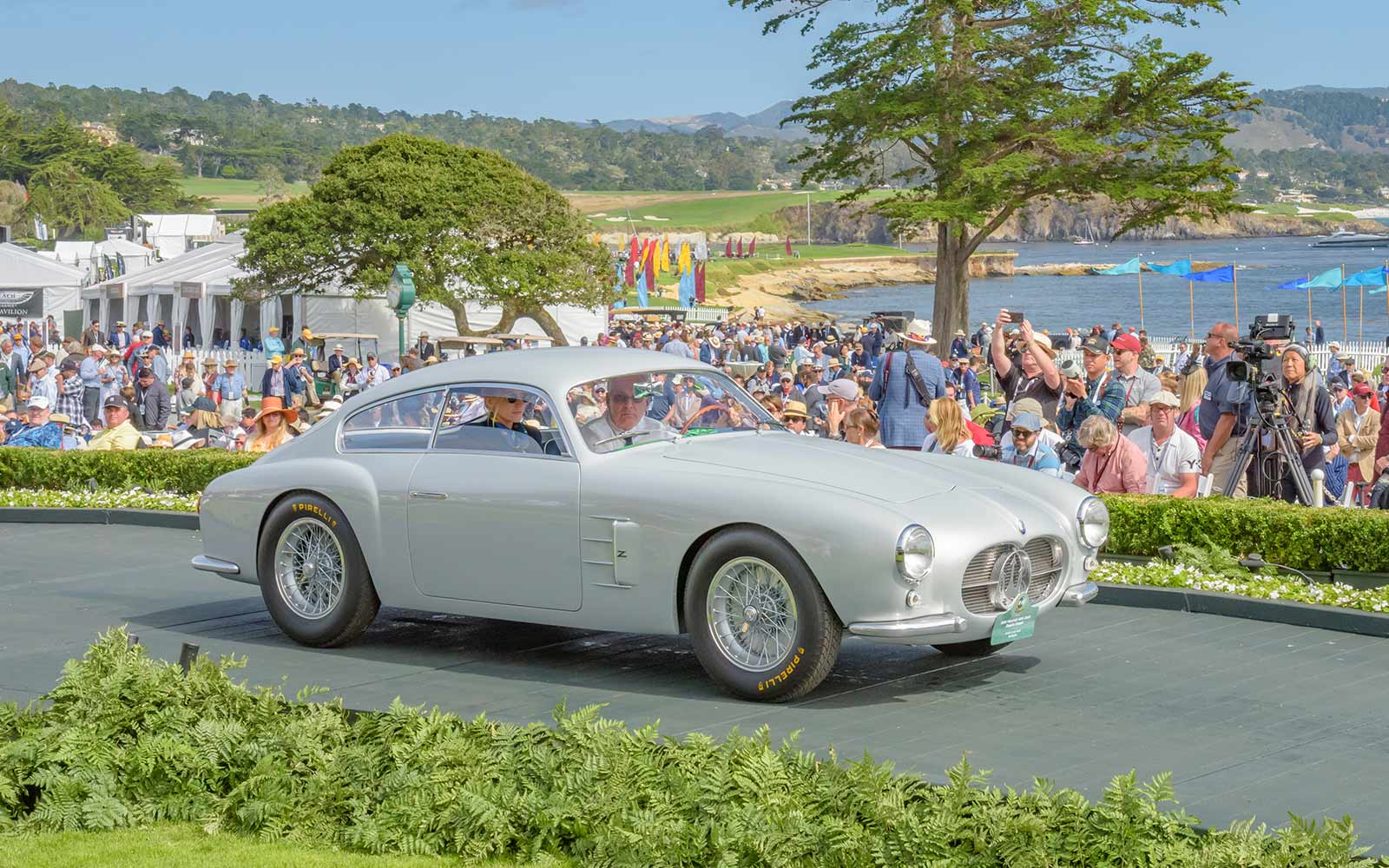 1956 Maserati A6G 2000 Zagato Coupé