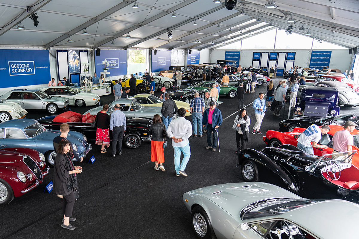Pebble Beach Auctions presented by Gooding & Company