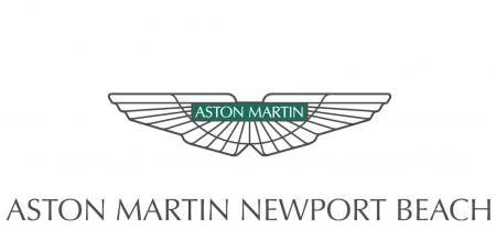 Aston Martin Newport Beach logo