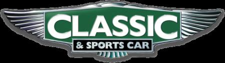 Classic & Sports Car logo