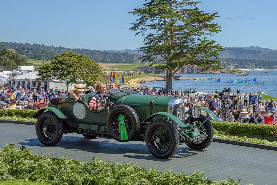 1928 Bentley 4½ Litre Vanden Plas Le Mans Sports