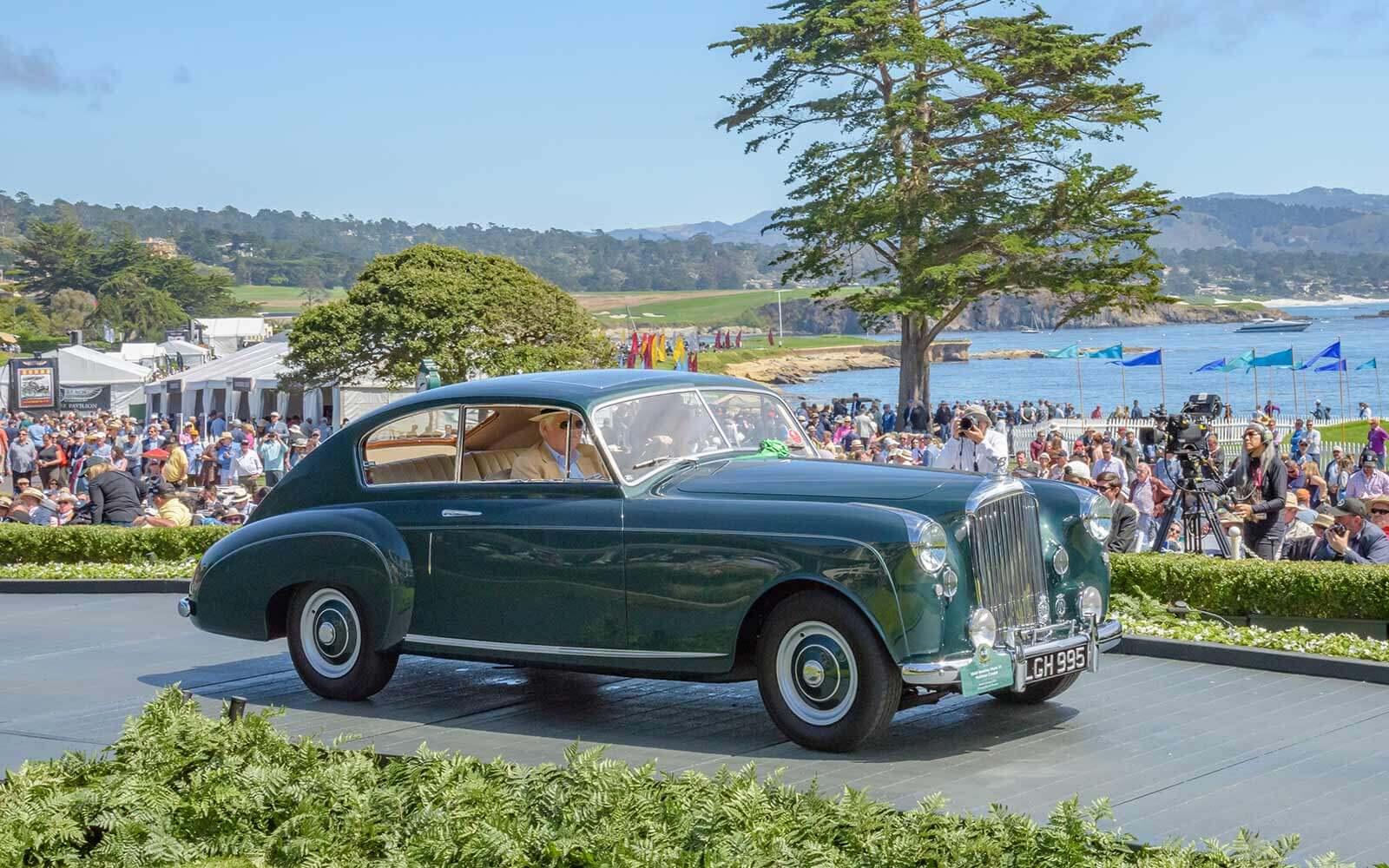 1949 Bentley Mark VI Mulliner Coupé