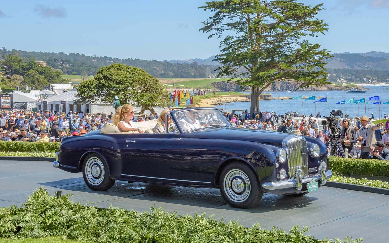 1956 Bentley S1 Continental Park Ward Drophead Coupé