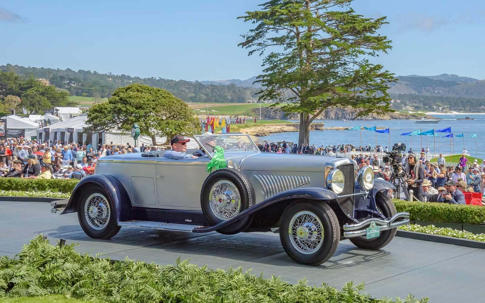 1929 Duesenberg J Murphy Torpedo Convertible Coupe