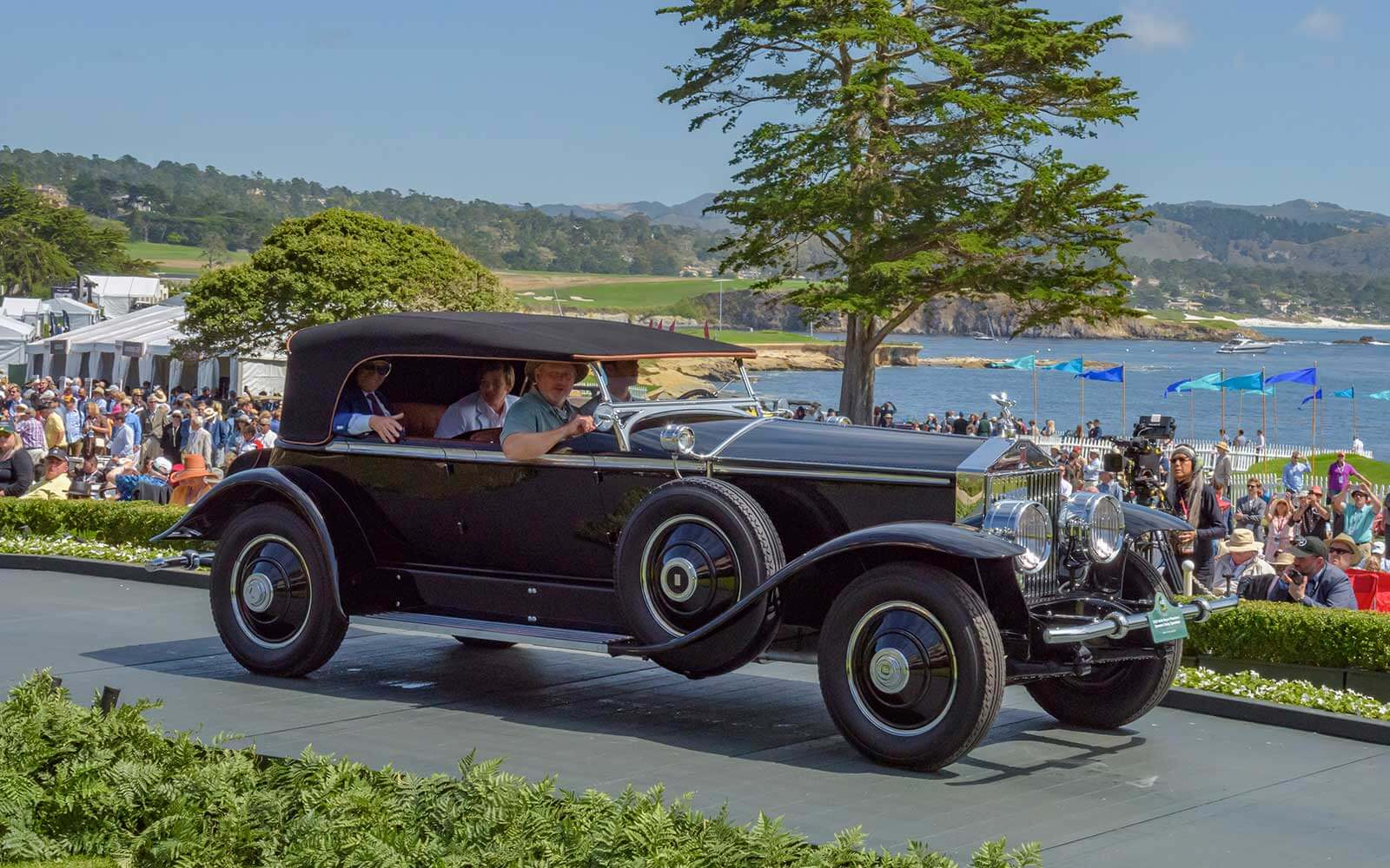 1928 Rolls-Royce Phantom I Brewster Derby Speedster