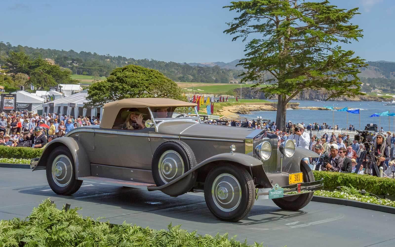 1929 Rolls-Royce Phantom I Brewster York Roadster
