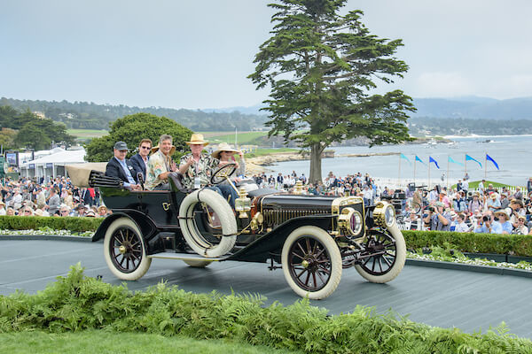 1910 Winton 17 Seven Passenger Touring