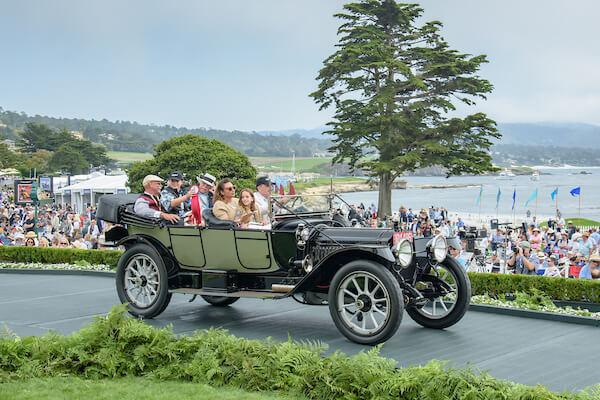 2nd 1914 Packard 1-38 Five Passenger Phaeton