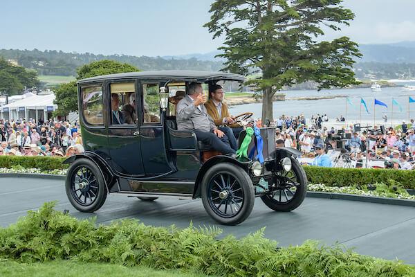 1912 Rauch & Lang TC4 Brougham