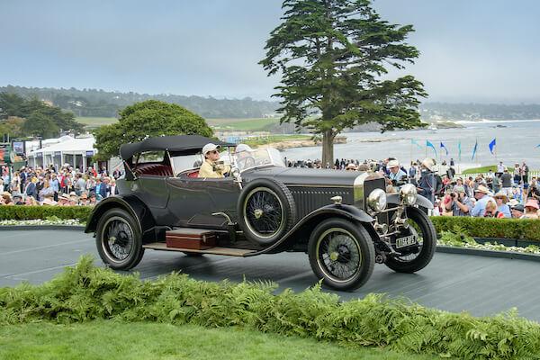 1925 Hispano-Suiza H6B Million-Guiet Torpedo