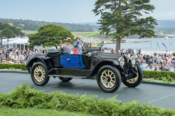 1916 Packard 1-25 Twin Six Runabout