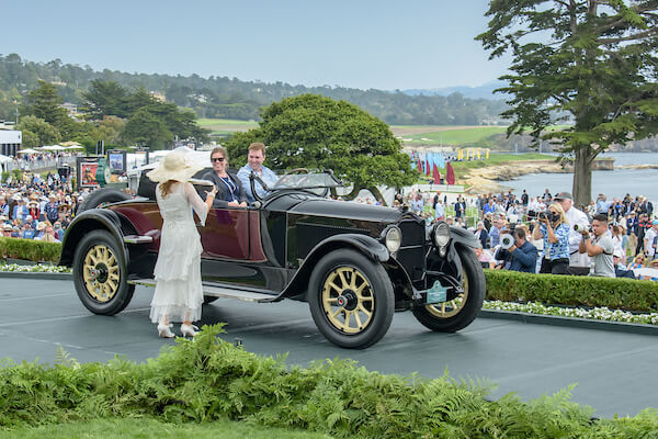 1920 Packard 3-35 Twin Six Runabout