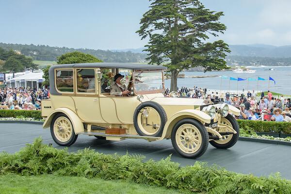 1914 Rolls-Royce Silver Ghost Barker Landaulette