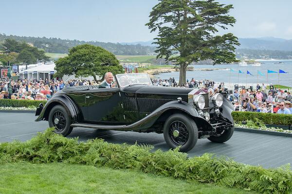 1934 Rolls-Royce Phantom II Continental Carlton Drophead Coupé