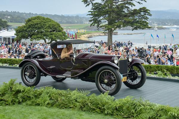 1925 Lancia Lambda Casaro Roadster