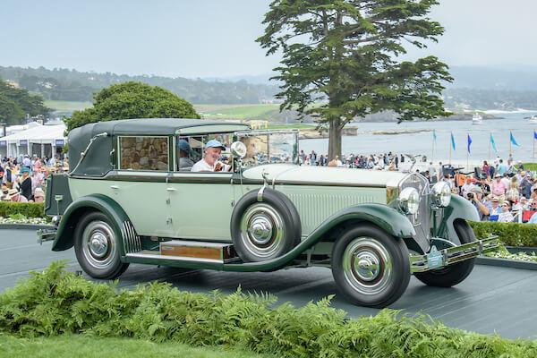 1928 Isotta Fraschini Tipo 8A S Castagna Landaulet