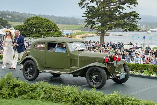 1931 Alfa Romeo 6C 1750 GT Touring Coupé