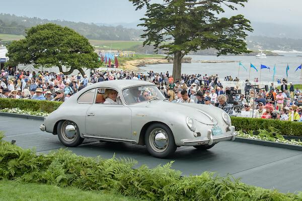 1956 Porsche 356A Carrera Reutter Coupe