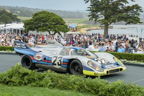 1969 Porsche 917K Coupe