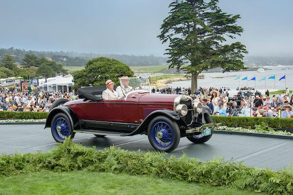 1923 Lincoln L Brunn Roadster