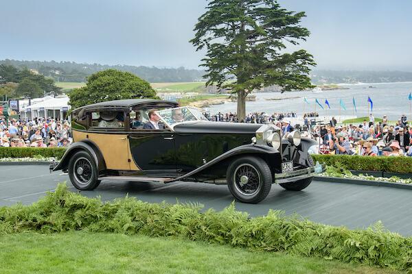 1934 Rolls-Royce Phantom II Brewstr Special Brougham
