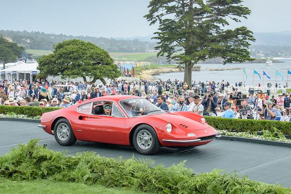 1968 Ferrari 206 GT Dino Scaglietti Coupe