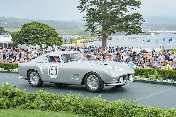 1957 Ferrari 250 GT LWB Scaglietti Berlinetta