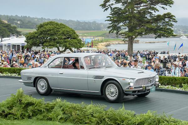 1965 Iso Rivolta GT Bertone Coupe