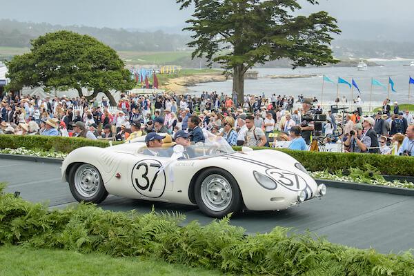 1959 Porsche RSK Wendler Spyder