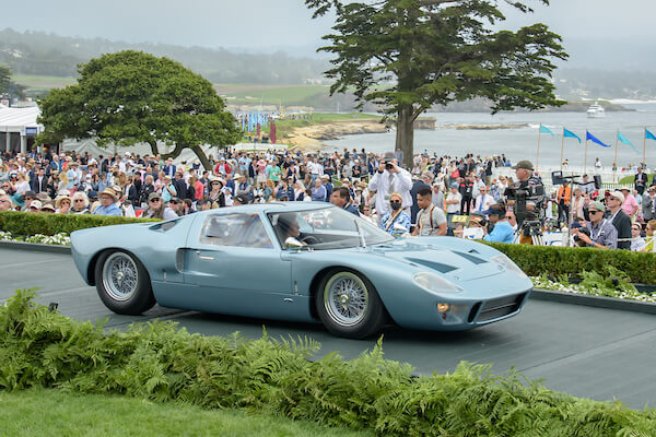 1966 Ford GT40 Mark I Coupe